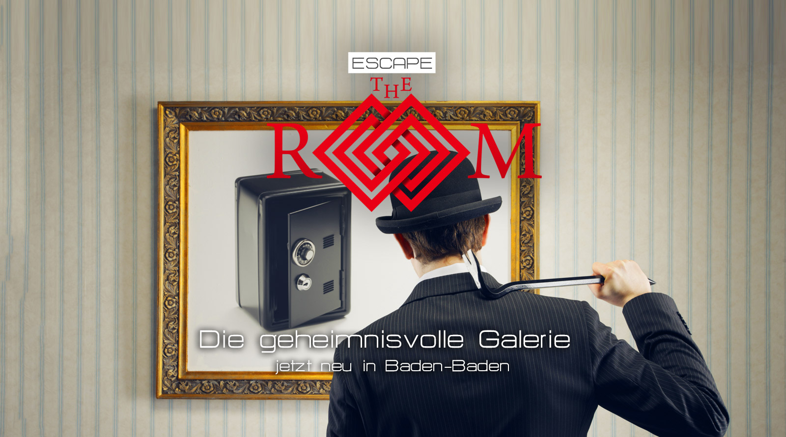 Escape the Room Exit Games Die geheimnisvolle Galerie